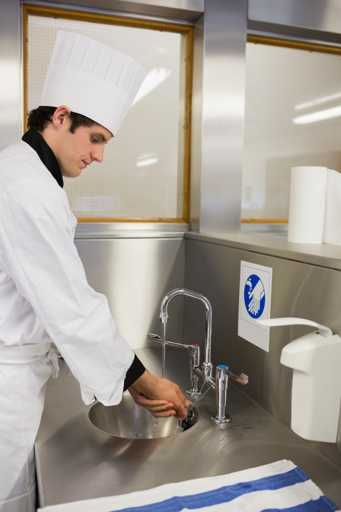 Outdoor Catering - Hand Washing