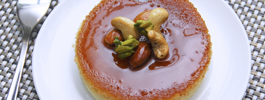Hot Desserts