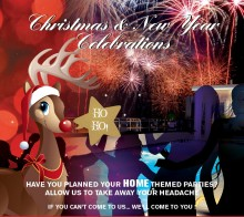 Christmas and New Year Catering by Holiday Inn Dubai Al Barsha