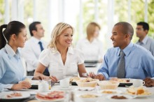 Why Outdoor Catering Is Good For Business Meetings?