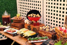 Tips to Provide Healthy Food in Outdoor Catering