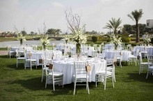 Great Options for an Outdoor Wedding Feast