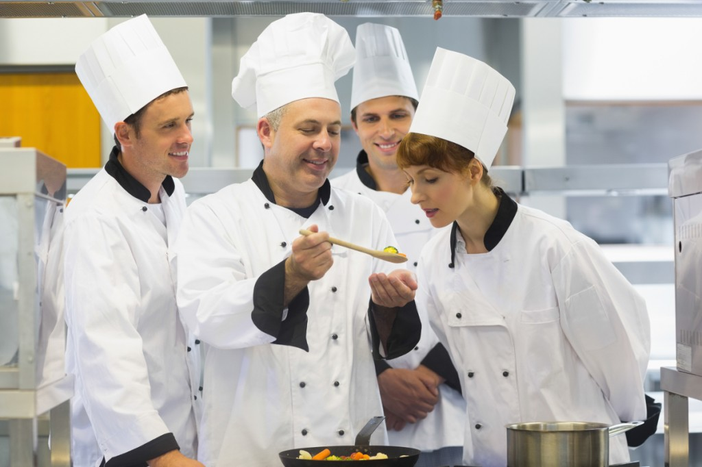 catering training courses