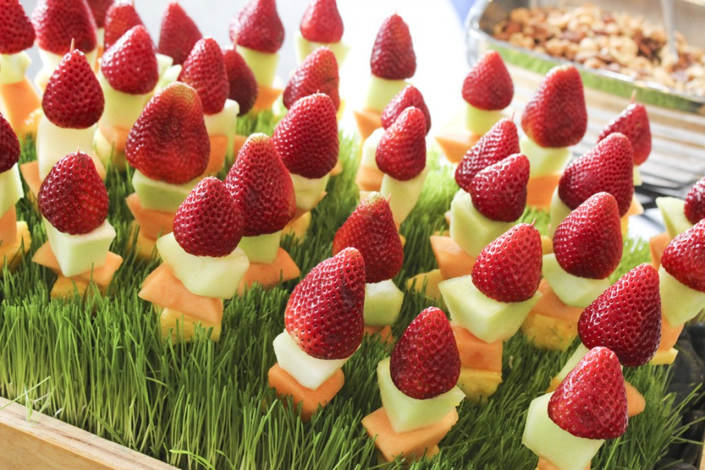 outdoor event catering