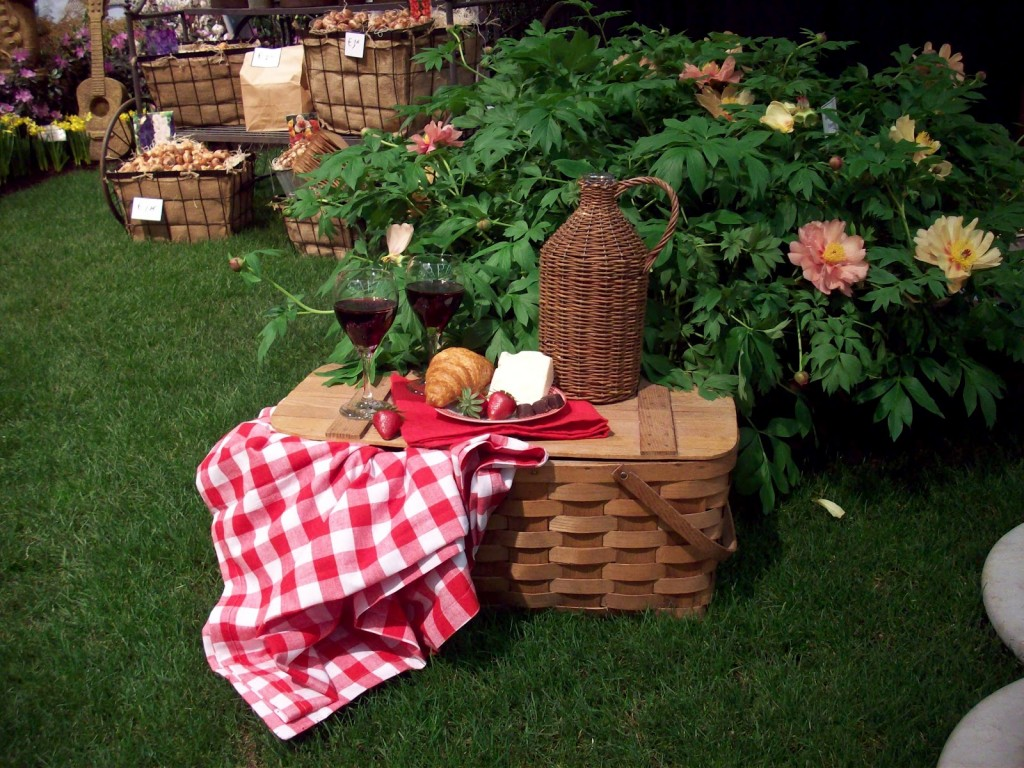 picnic outdoor catering ideas