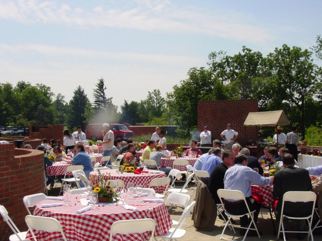 family reunion outdoor catering ideas