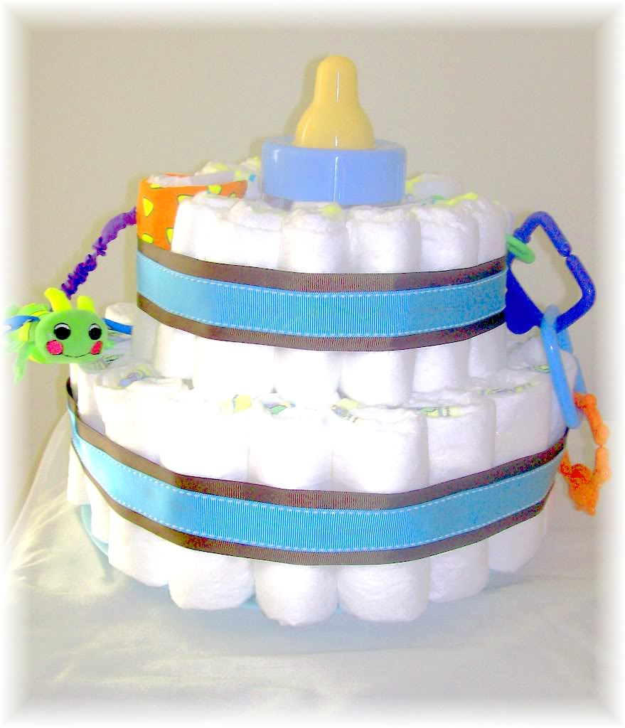 Cake for Baby Shower