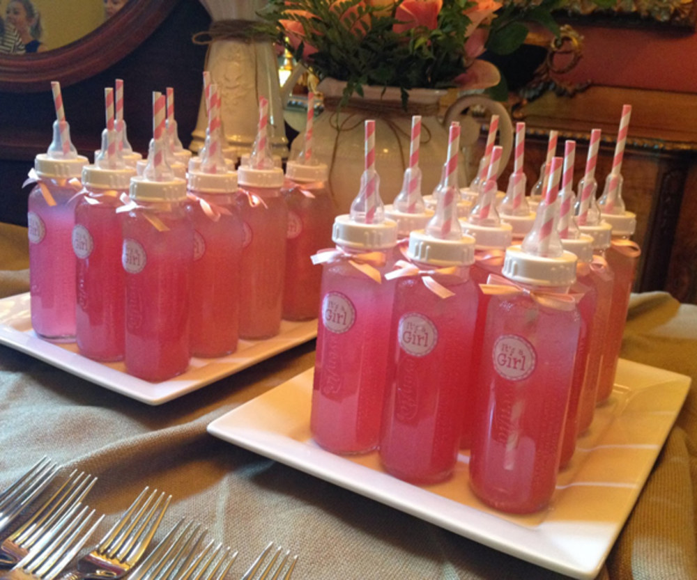 Drink for Baby Shower