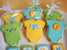 Easy to make Ideas for Baby Shower Catering