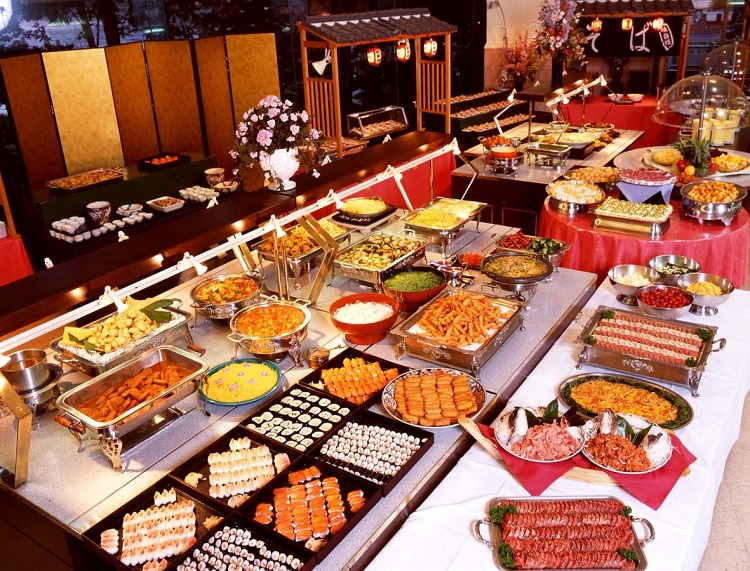 Great buffet