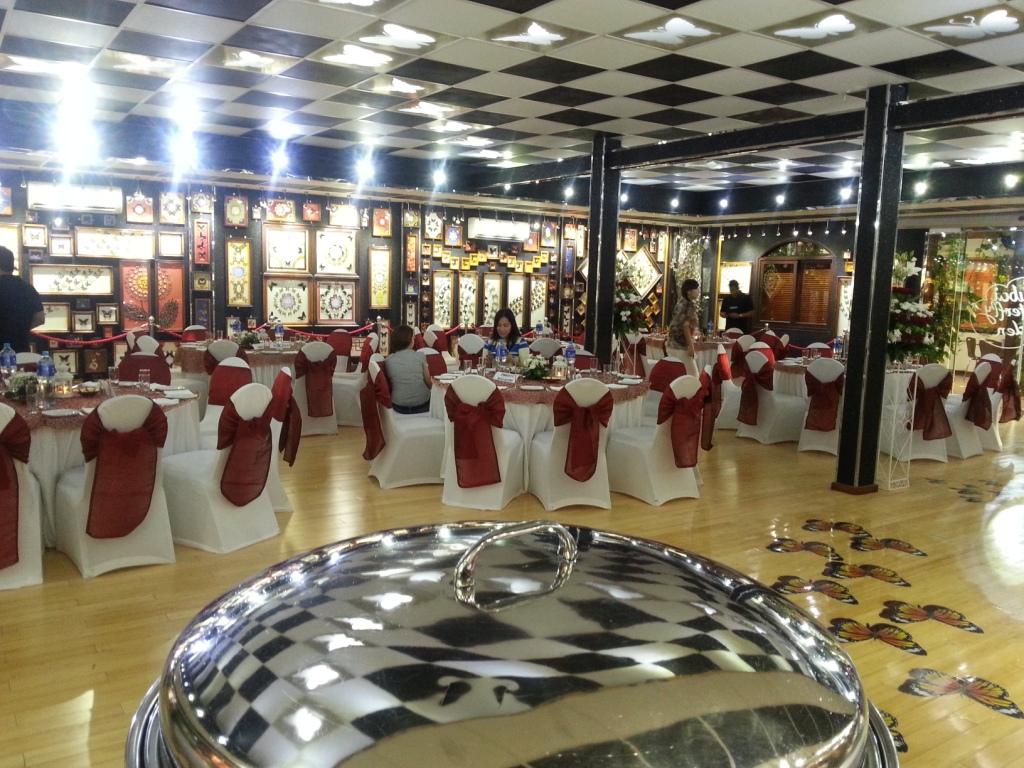Iftar catering at Dubai Miracle Garden