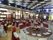 Iftar catering at Butterfly Museum of Dubai Miracle Garden