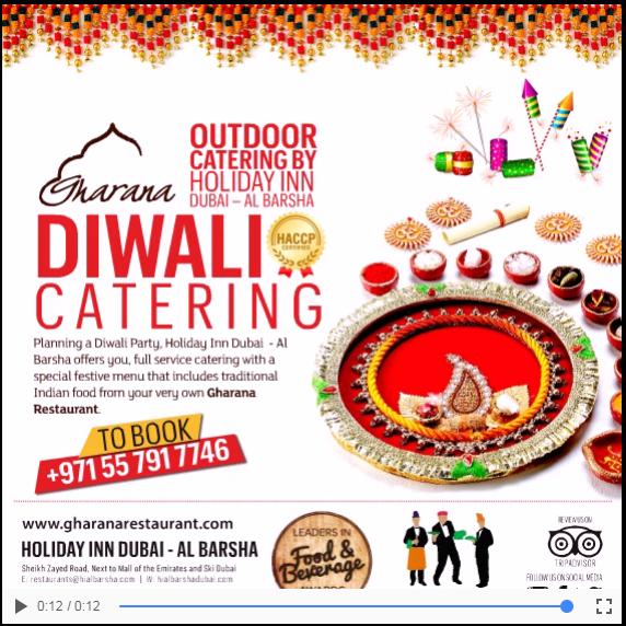 Deepavali Catering Dubai Al Barsha