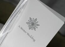 5 Most Creative Winter Wedding Ideas