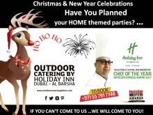 Catering by Holiday Inn Dubai Al Barsha