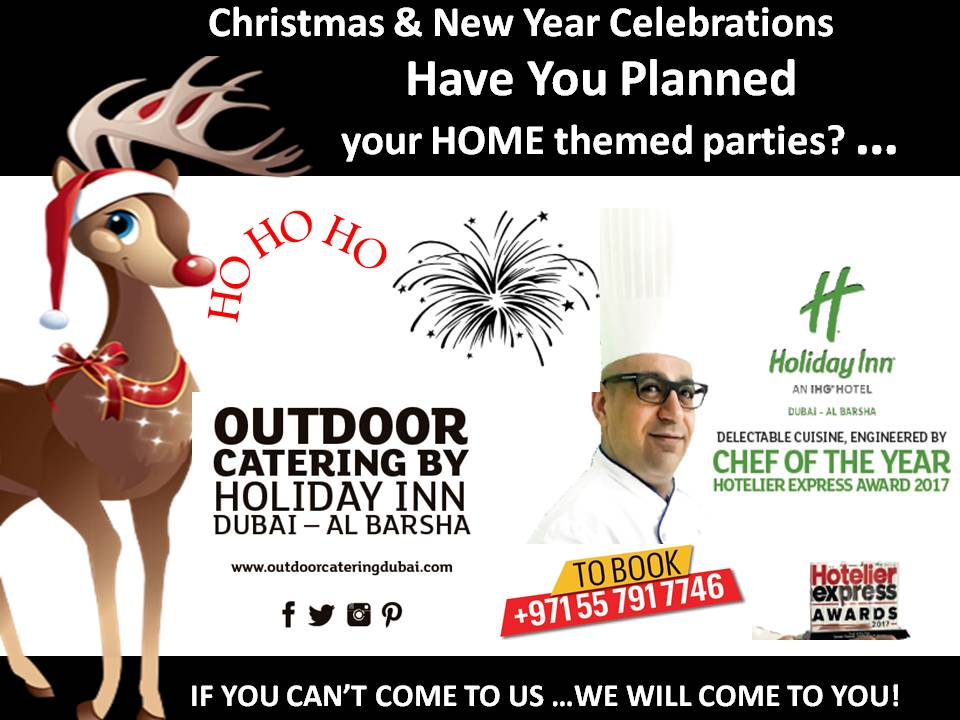 Christmas and New Year Celebrations