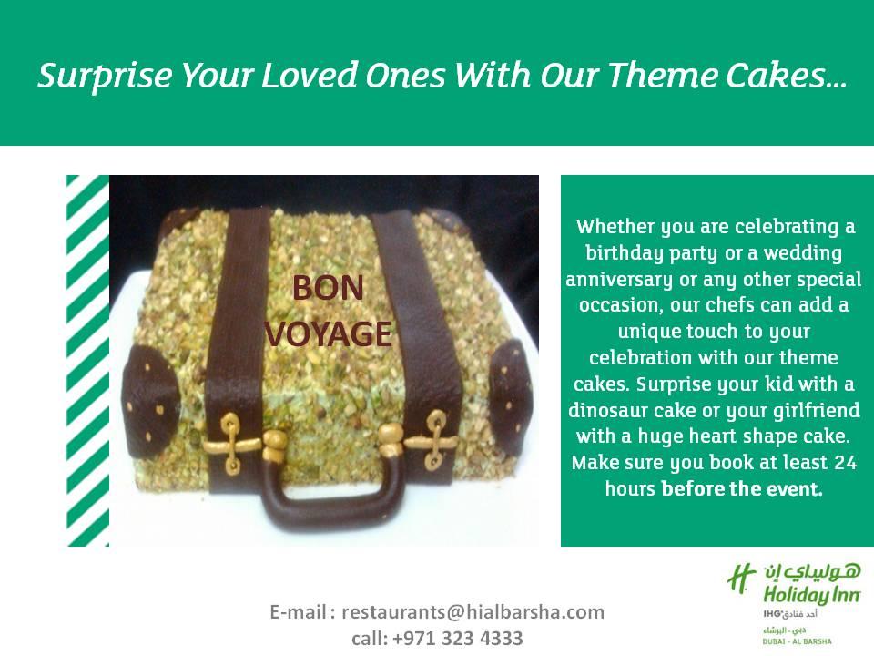 Celebration Theme Cakes
