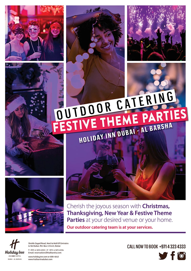 ODC Festive Theme Parties