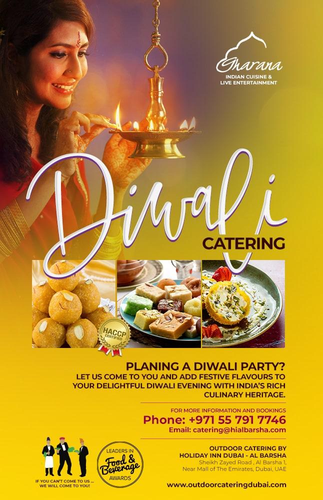 Deepavali Catering Al Barsha